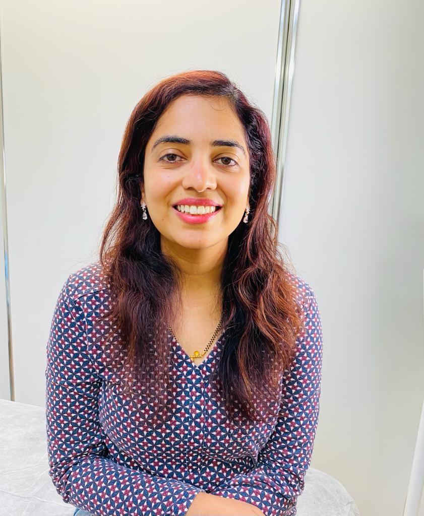 Dr. Srujana Sarikonda